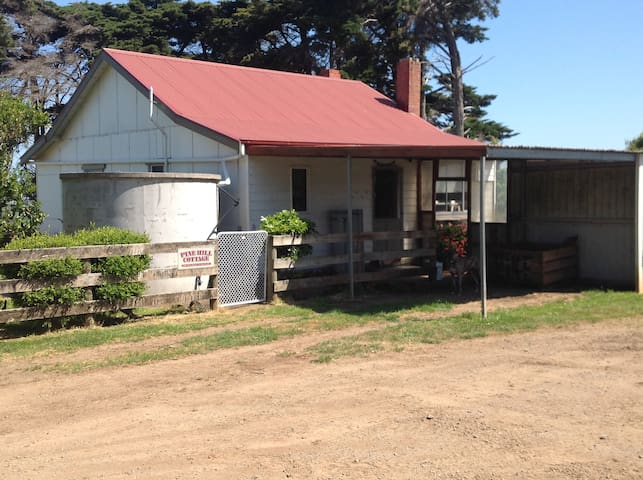 Pine hill cottage - Neerim South - Huis