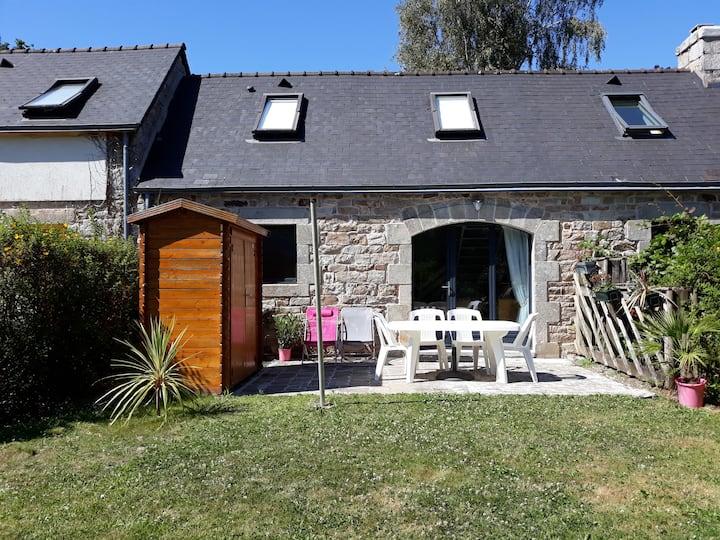 Maisonnette 4 pers. Finistère Sud