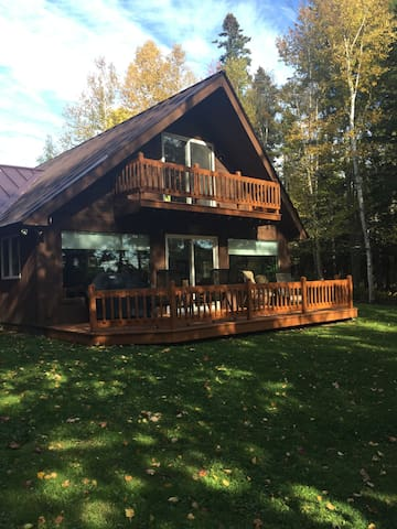 Trails End 3 bedroom house - Seboomook Lake - Dom