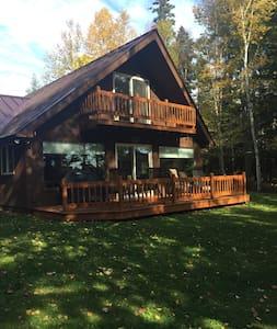 Trails End 3 bedroom house - Seboomook Lake