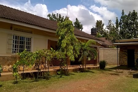 Relaxed Living at the Victoria Lake - Jinja