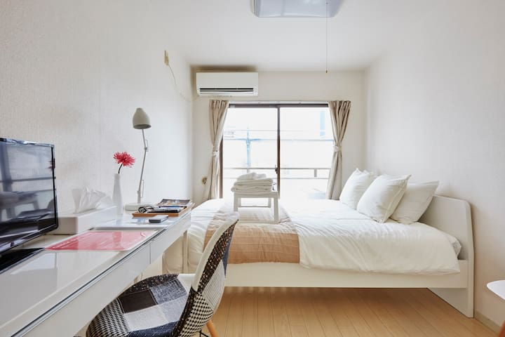 Free WIFIShinjuku!Pleasant & Cozy/Samurai I7 - Shinjuku-ku - Apartment