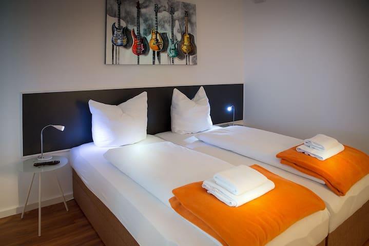 "1-Zi. Apartment ""Nr. 19-Jonas"" - Greifswald - Συγκρότημα κατοικιών"