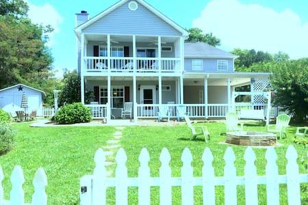 Waterside Cottage - Hiawassee - Rumah