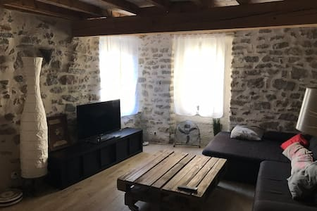 Maison de village proche de Limoux