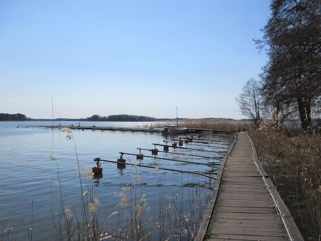 Cabin Close To Lake Mälaren *Beach* Bike*Fishing*
