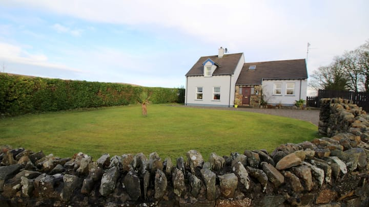 Kinnegar beach cottage