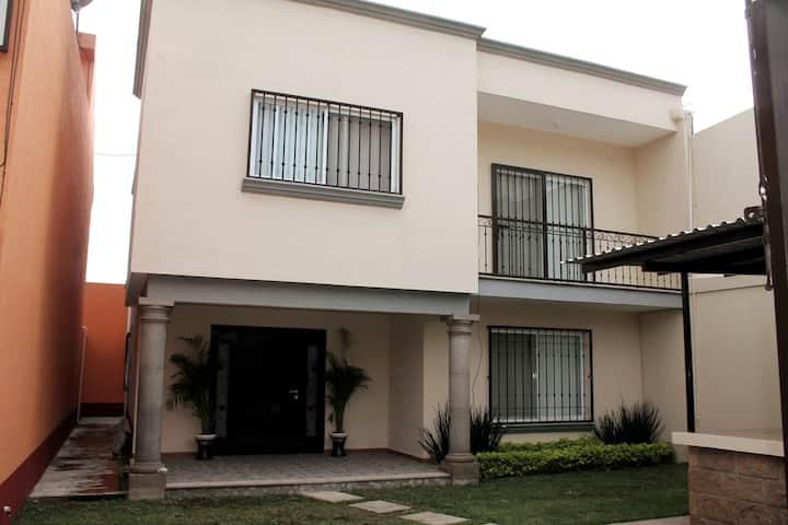 Private House in Cuernavaca