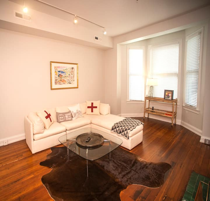Gorgeous 1 bedroom apartment in the heart of OTR