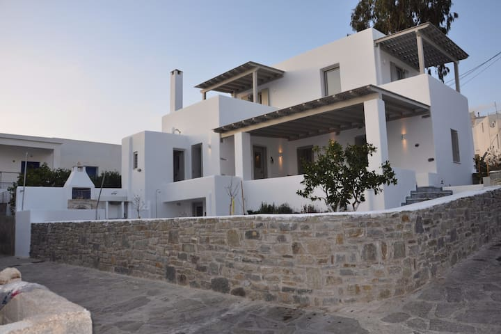 Marpissa house for relaxing holidays - Paros - House