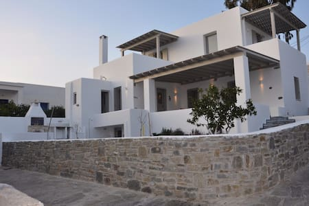 Marpissa house for relaxing holidays - Paros