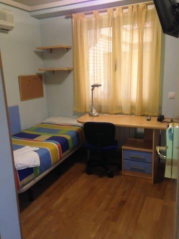 Habitación Privada en Zona Campus Universitario