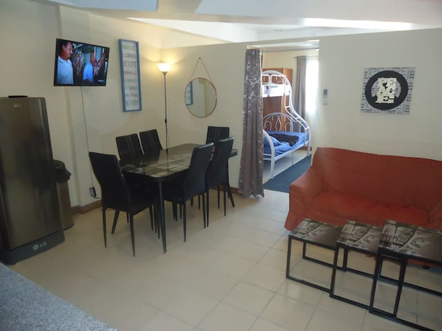 Fully Furnished Apartment - Up to 6 people - Olongapo