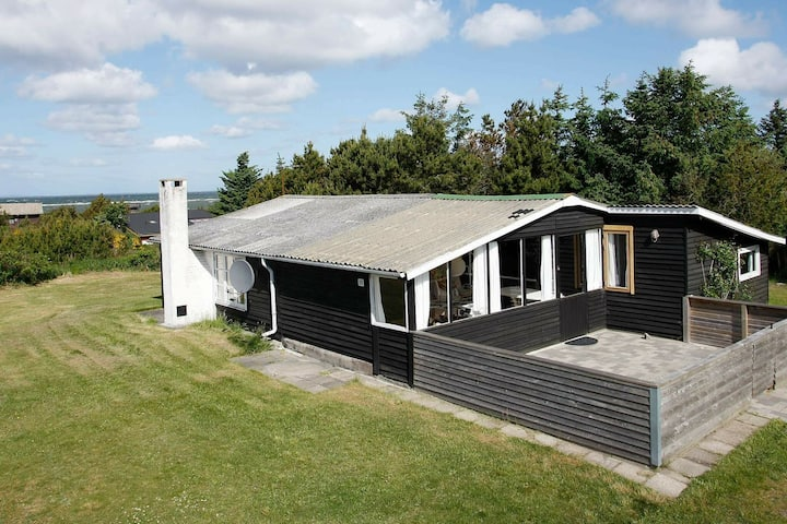 Tranquil Holiday Home With Naturalistic Views in Logstor
