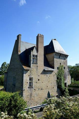 Une suite au chateau de Missé - Missé - Castillo