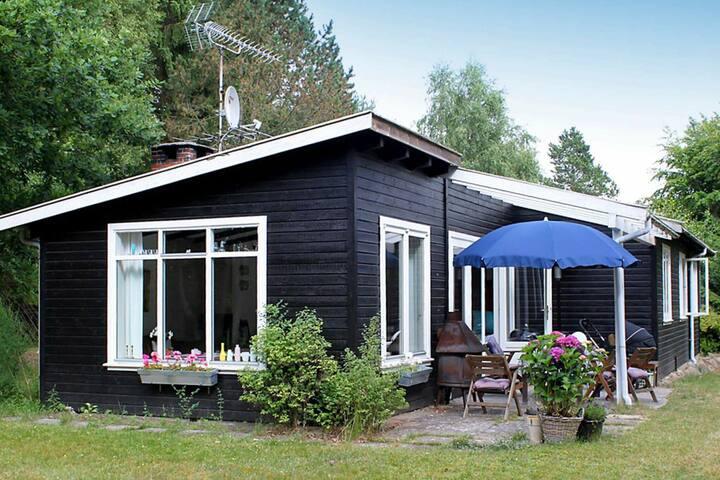 Luxurious Holiday Home in Hornbæk near the Sea