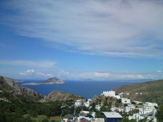 Uranias Studios - Aegiali - Квартира