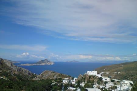 Uranias Studios - Aegiali - Apartamento