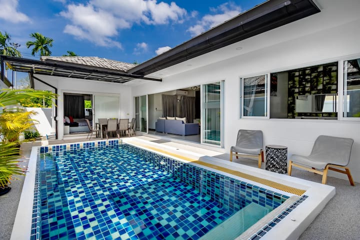 +NETFLIX+Pool Villa+Perfect for Families & Groups+