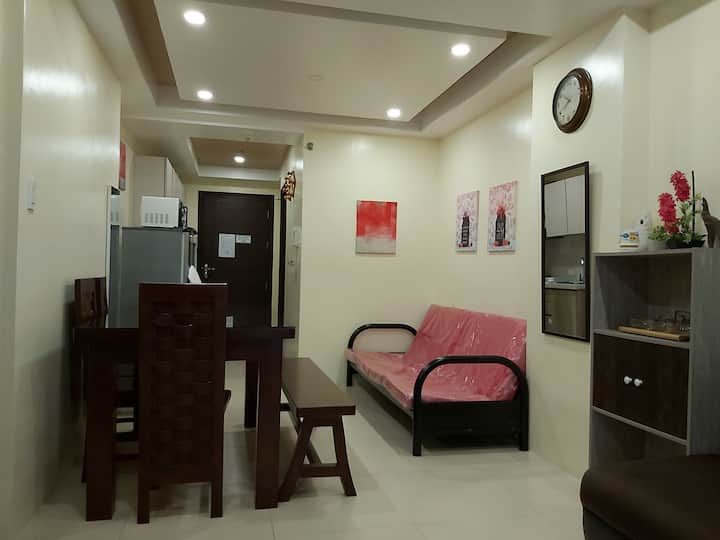 Cozy Transient for 4 Pax in Baguio City