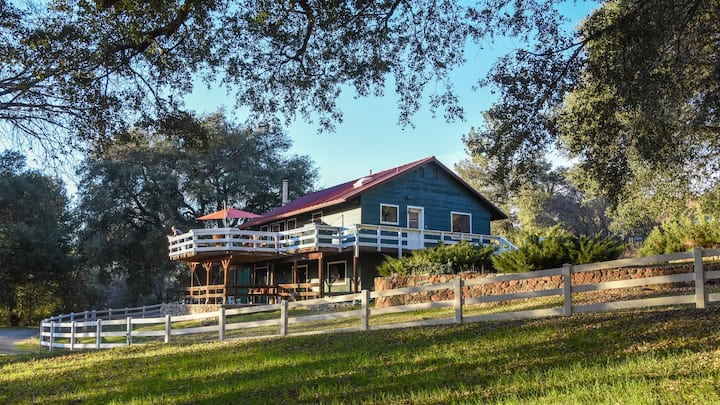 Premier Mountain Property and Horse Ranch