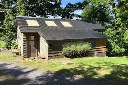 Owl Lodge - Llandegla