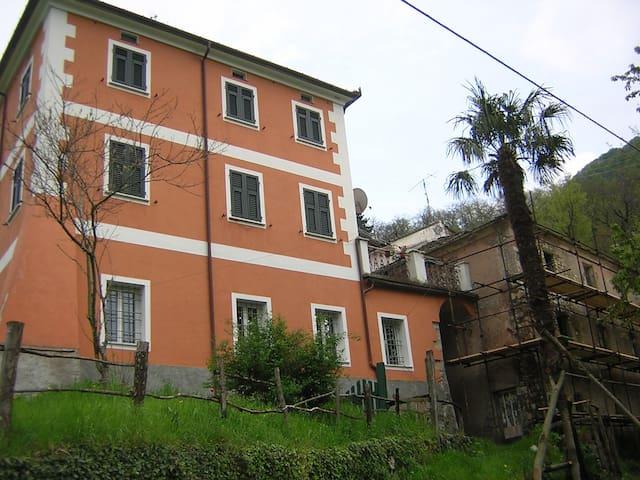 A' cà dà Mericana - Valletti - Haus