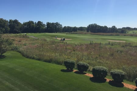 SIX Ryder Cup Tickets + Townhouse - Chaska - Townhouse