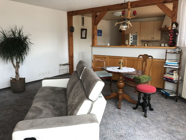 Appartement de 3 pièces dans villa