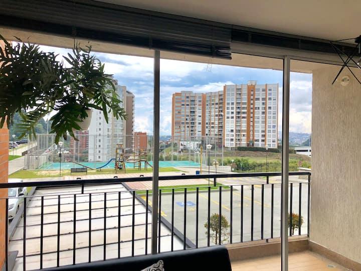 Apartamento lindo y cómodo barrio Palermo