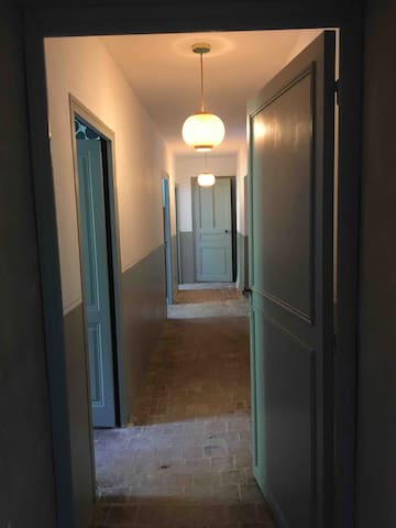 Suite familiale située au 2 ème étage
