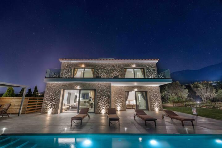 Kefalonia Stone Villas - Villa Petros Kefalonica