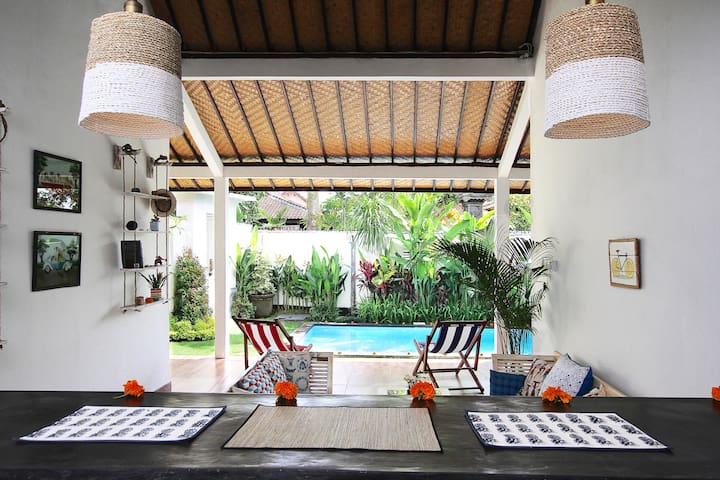 Luxury Boho-Chic Villa ELEPHANT | Canggu