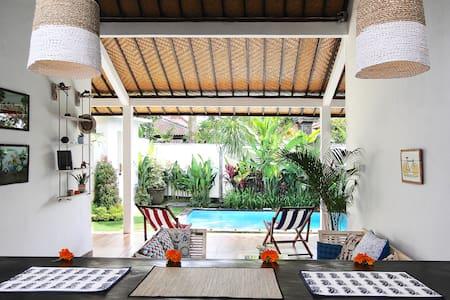 Luxury Boho-Chic Villa ELEPHANT | Canggu - Kuta Utara
