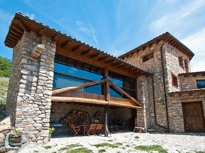 Casa de muntanya amb encant.