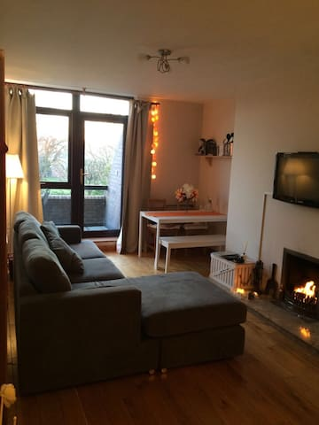 Spacious 1 bedroom apartment - Rathmines - Appartement