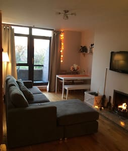 Spacious 1 bedroom apartment - Rathmines - Huoneisto