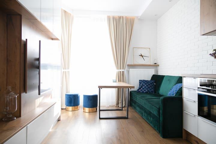 Small Apartment Kraków Mogilska