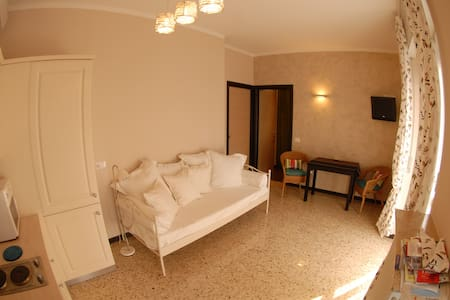 Cozy apartment with Free WiFi and parking - Bergamo - Byt
