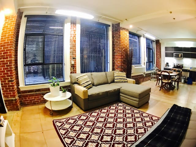 CHIC STUDIO LOFT DOWNTOWN LA 306 - Los Angeles - Huoneisto