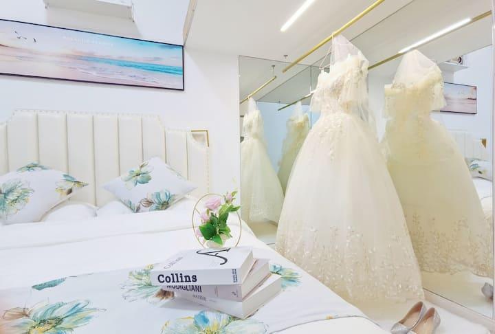 「云苑」𝓜𝓪𝓻𝓲𝓪𝓰𝓮 𝓓'𝓪𝓶𝓸𝓾𝓻·婚纱主题·智能投影·试穿打卡
