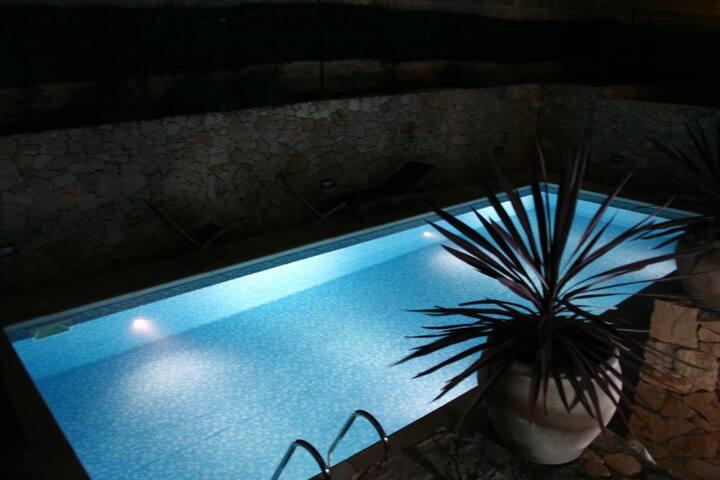 Plush Holiday Home in Nardo with Coastal Views