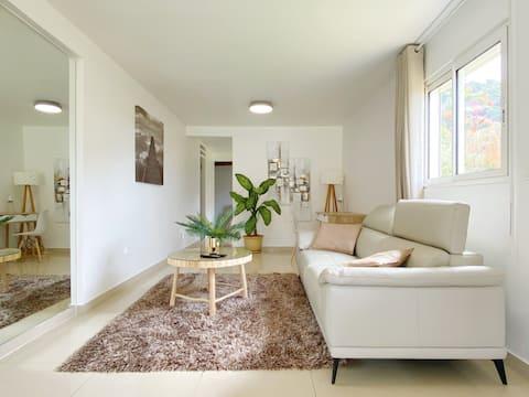 Роскошные апартаменты с видом на Ремир