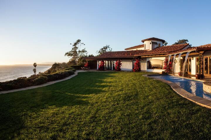 Hacienda Oceanfront