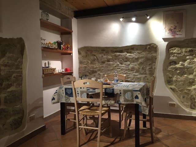 NEW!!!Lovely loft in Perugia center - Perugia - Loft
