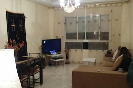 Appartement avec tout équipement - Fès - Huoneisto