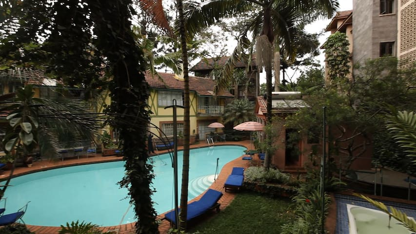 Renovated Studio - Nairobi - Huoneisto