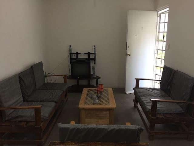 Departamento en PB en Paseos de la Pradera, Hgo