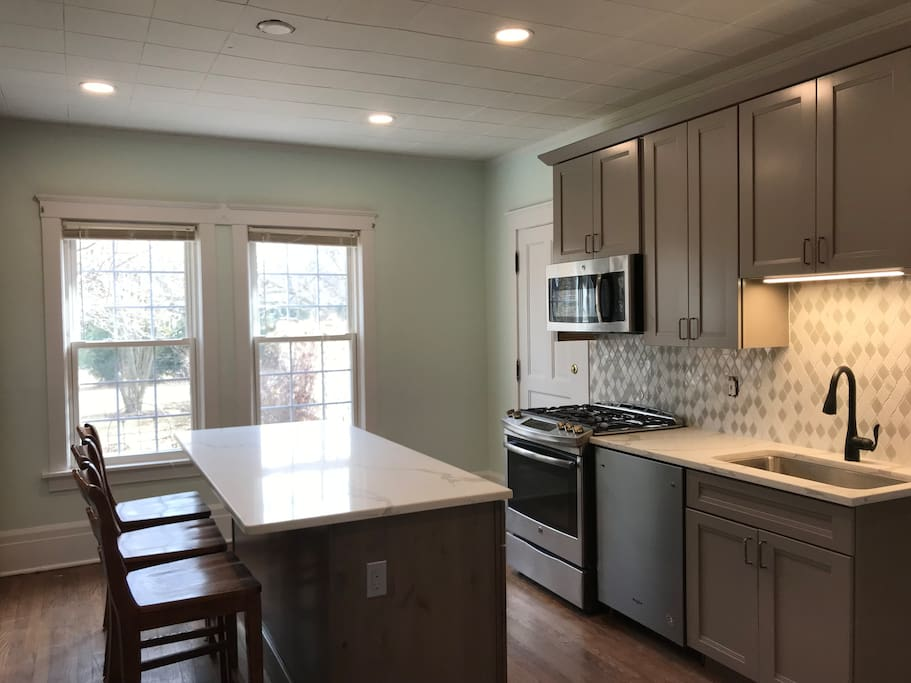 Brand New Kitchen March 2018