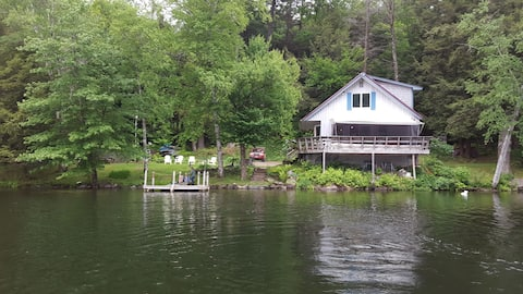 Waterfront Cottage
